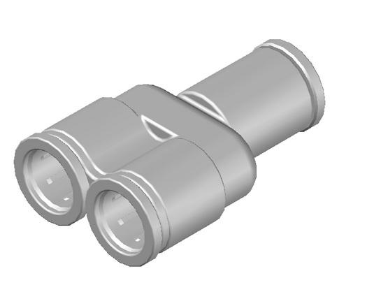 RBM75 - Union Y (mm)